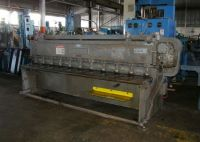 Mechanical Guillotine Shear CINCINNATI 1010