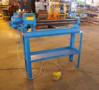 3 Roll Plate Bending Machine DIACRO MODEL 36
