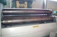 4 Roll Plate Bending Machine AKYAPAK AHS-16/20x2650 2004-Photo 2
