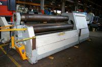 4 Roll Plate Bending Machine AKYAPAK AHS-16/20x2650 2004-Photo 4