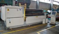 4 Roll Plate Bending Machine AKYAPAK AHS-16/20x2650