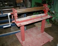 3 Roll Plate Bending Machine WYSONG 236-HR