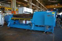 4 Roll Plate Bending Machine BERTSCH 87-10