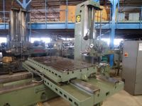 Horizontal Boring Machine GIDDINGS LEWIS 65-D4-T