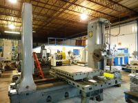 Horizontal Boring Machine GIDDINGS LEWIS 70-D4-T