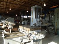 Horizontal Boring Machine GIDDINGS LEWIS 340 T