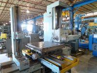 Horizontal Boring Machine NOMURA B 100 BT 2