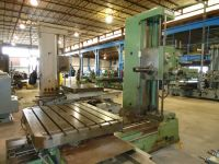 Horizontal Boring Machine WOTAN B 105 S