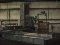 Horizontal Boring Machine DEVLIEG 5H-96