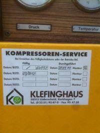 Schraubenkompressor KAESER SIGMA - PROFIT BS 44 1982-Bild 2