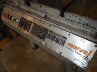 Band Saw Machine MARVEL SERIES 8 1981-Photo 3