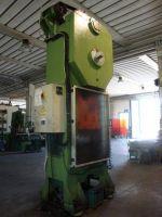 Eccentric Press AGOSTINO COLOMBO 160 tonn