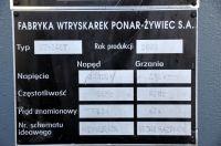 Wtryskarka do tworzyw Ponar-Żywiec UT 340 T 2000-Zdjęcie 12