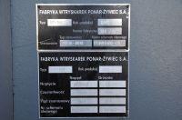 Wtryskarka do tworzyw Ponar-Żywiec UT 340 T 2000-Zdjęcie 11