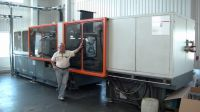 Plastics Injection Molding Machine Ponar-Żywiec UT 340 T
