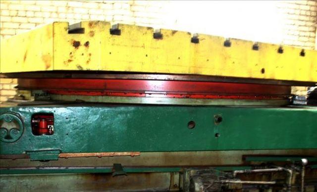 Wytaczarka pionowa Tavola Girevole Traslante 80 ton. 1990