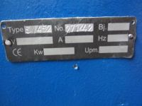 Bügelsägemaschine MECAL-WEGOMA SW452 1995-Bild 3