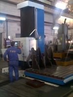 Horizontal Boring Machine TOS WHN 13.8