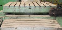 Horizontal Boring Machine Tavola Girevole Traslante 18 Ton. 18 Ton.