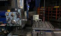 Máquina de perfuração horizontal TOS VARNSDORF WH 63