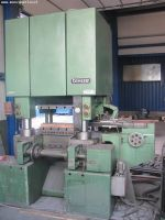 H Frame Hydraulic Press BIHLER KT 3111