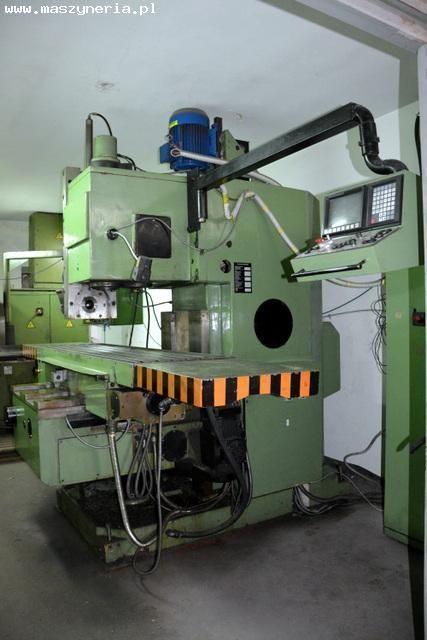 CNC Milling Machine PRUSZKÓW FYJ 40 1991