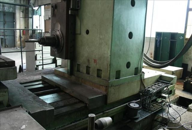 Horizontalbohrwerk TOS VARNSDORF WHN 130 CNC 1990