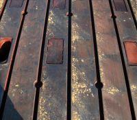 Wytaczarka pozioma Piani Stolle 2.000 x 6.000 mm 2000 x 6000 x h 400 mm