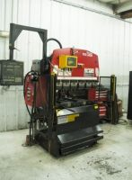 Prensa plegadora hidráulica CNC AMADA RG35S NC9EXII