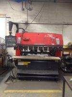 Prensa plegadora hidráulica CNC AMADA RG 50