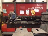 Prensa plegadora hidráulica CNC AMADA FBD III 1030NT