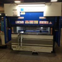 CNC Hydraulic Press Brake TRUMPF TRUBEND 3066