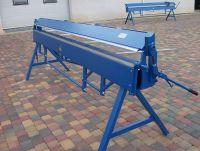 Folding Machines for sheet metal Baubras zgr3140 2017-Photo 9