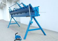 Folding Machines for sheet metal Baubras zgr3140