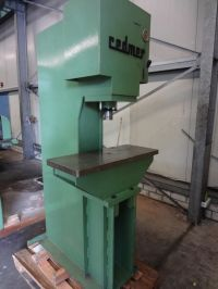 C Frame Hydraulic Press REDMER CEH 10/55