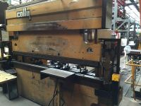 CNC Hydraulic Press Brake COLLY PS 63.25