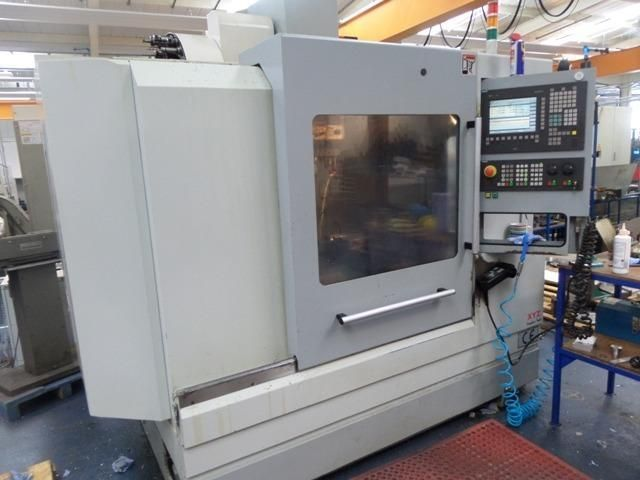CNC verticaal bewerkingscentrum XYZ VMC 1010 2008