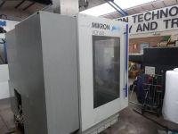 Vertikal CNC Fräszentrum MIKRON VCP 60