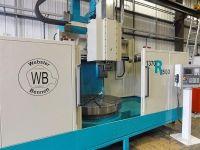 CNC Karusselldrehmaschine WEBSTER BENNETT 1370/1500R CNC VTL