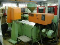 Plastics Injection Molding Machine FERROMATIK MILACRON FX 75-A