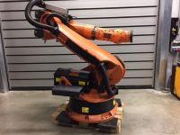 Roboter KUKA KRC 2 ED 05 KR 150 2001-Bild 2