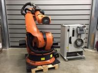 Robot KUKA KRC 2 ED 05 KR 150