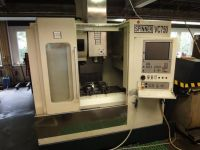 Centre d'usinage vertical CNC SPINNER VC 750