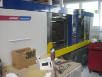 Plastics Injection Molding Machine BATTENFELD BK-T 1300-630