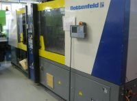 Plastics Injection Molding Machine BATTENFELD BK-T 1300/400-40