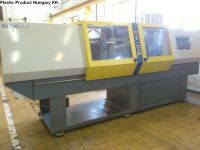 Plastics Injection Molding Machine BATTENFELD 750 CD-K