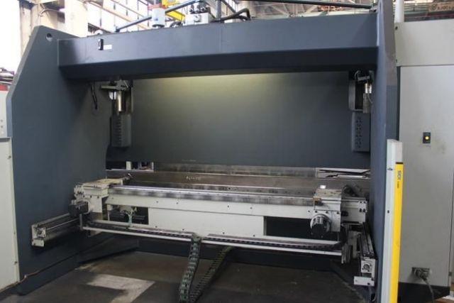 CNC Hydraulic Press Brake HACO ERM 40320 2012