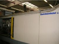 Plastics Injection Molding Machine BATTENFELD BA 5000/2800 HM