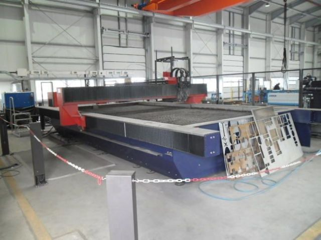 WaterJet 2D BYSTRONIC L 6030 2012