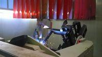 Robot spawalniczy IGM LIMAR RT 300